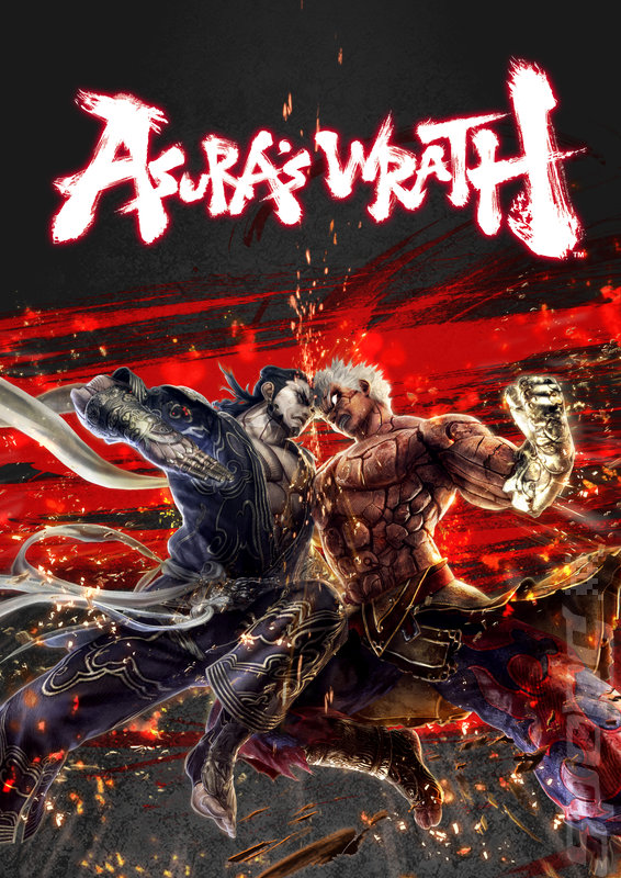Asura's Wrath - PS3 Artwork
