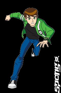 Ben 10 Alien Force: Vilgax Attacks - Wii Artwork