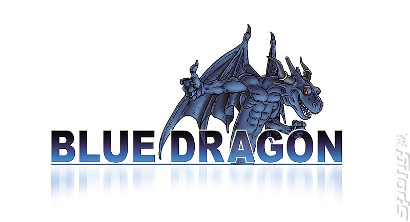 Blue Dragon - Xbox 360 Artwork