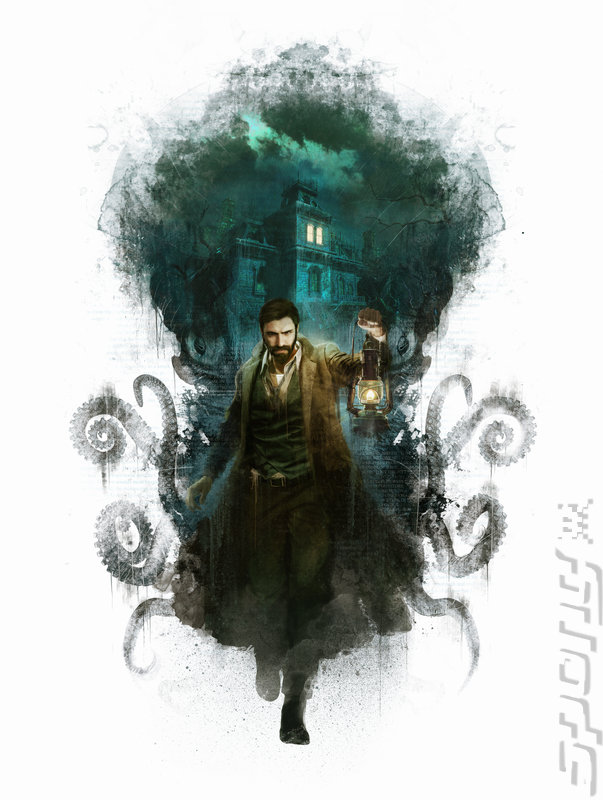 Call of Cthulhu: The Official Video Game - Switch Artwork
