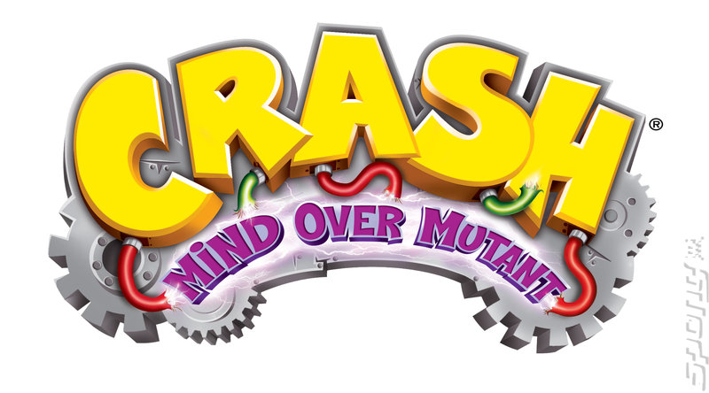 Crash Bandicoot: Mind Over Mutant - PSP Artwork