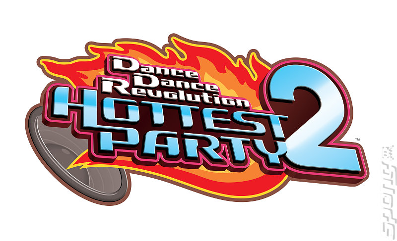 Dance Dance Revolution Hottest Party 2 - Wii Artwork
