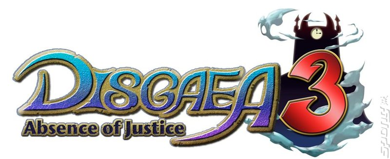 Disgaea 3: Absence of Justice - PS3 Artwork