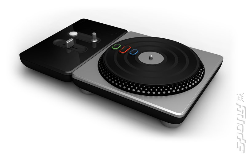 DJ Hero - PS2 Artwork