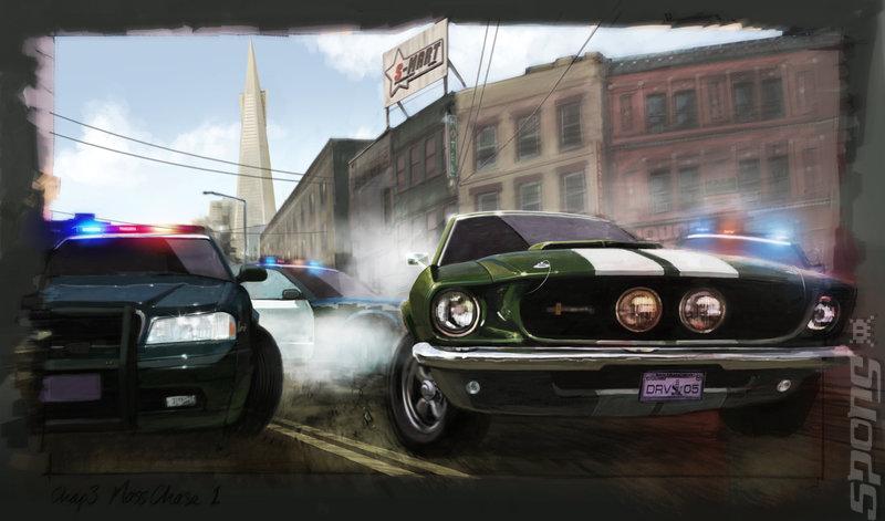 Artwork Images Driver San Francisco Xbox 360 2 Of 3