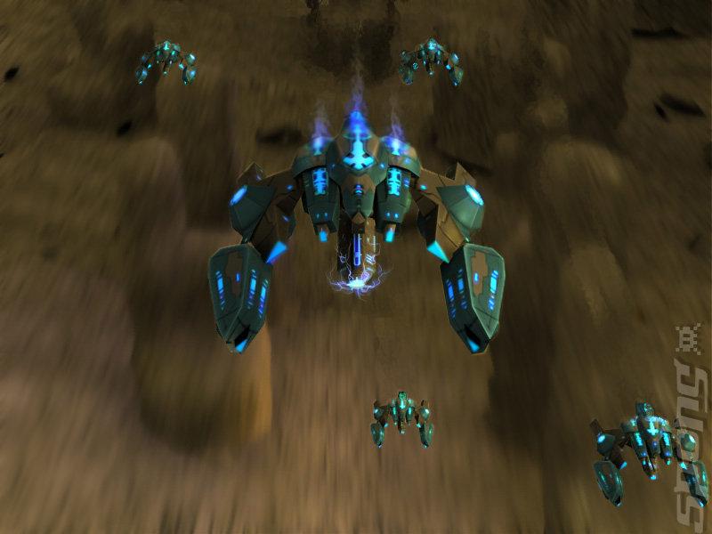 Final Armada - PSP Artwork