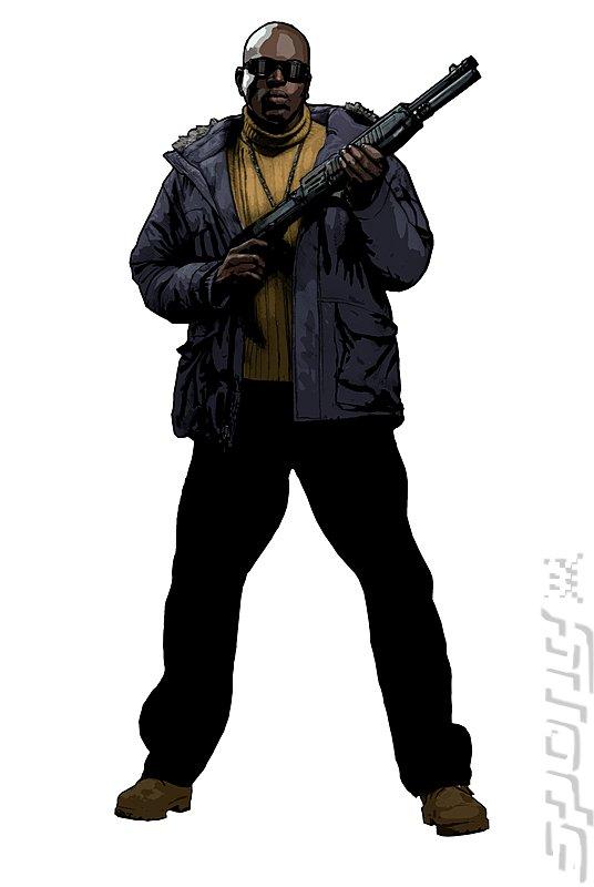 Gangs of London - PSP Artwork