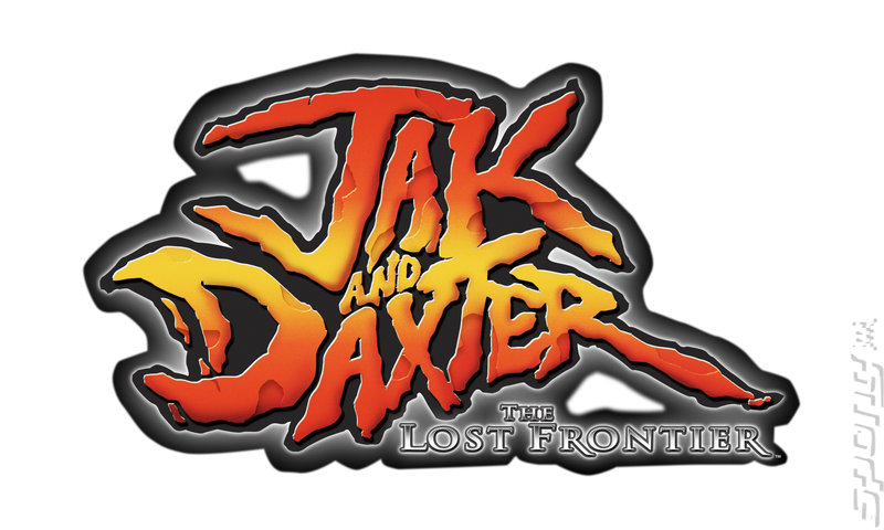 Jak and Daxter: The Lost Frontier - PS2 Artwork