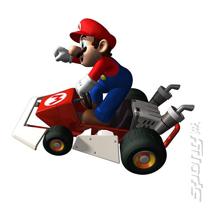 Mario D Run Cars Game
