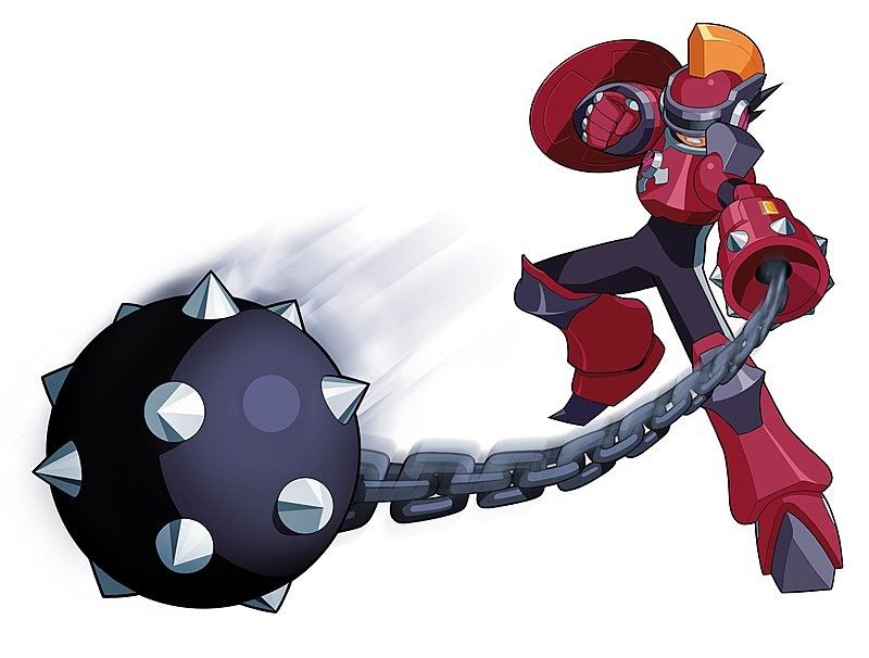 Mega Man Battle Network 5 - Team Colonel - GBA Artwork