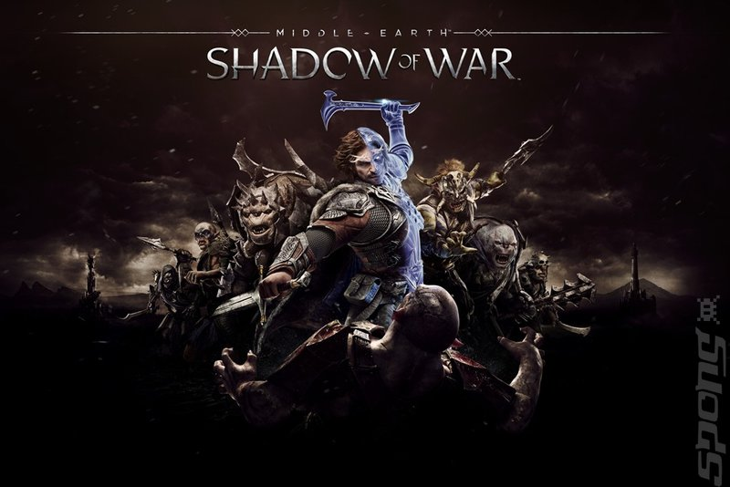 Middle-earth: Shadow of War - PS4 Artwork