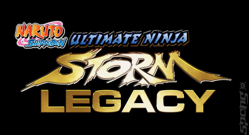 Naruto Shippuden: Ultimate Ninja Storm Legacy - PS4 Artwork