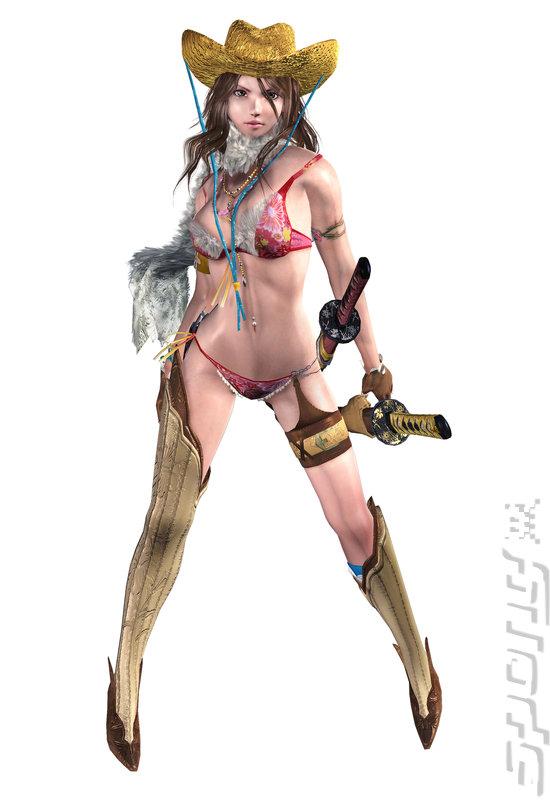Bikini zombie slayers costume images 247