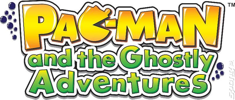 Pac-Man and the Ghostly Adventures - 3DS/2DS Artwork
