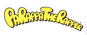 PaRappa the Rapper - PlayStation Artwork