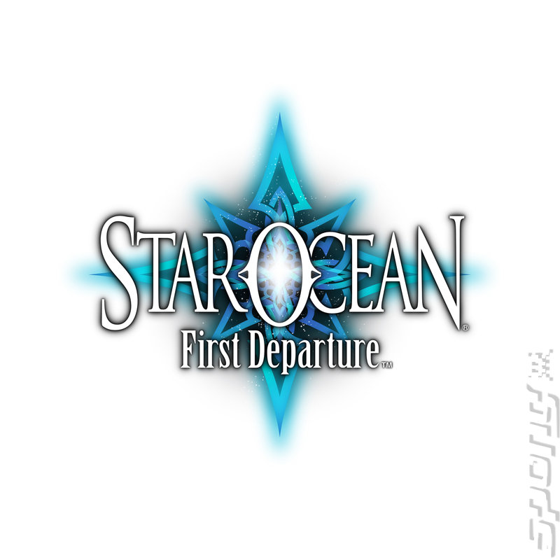 Star Ocean: First Departure - PSP Artwork
