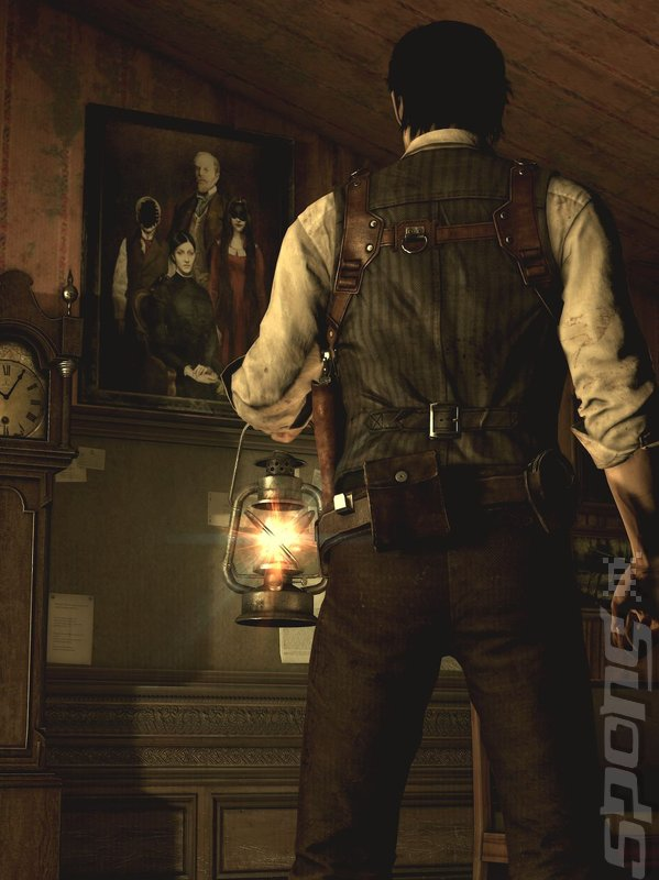 The Evil Within - PS3 Artwork