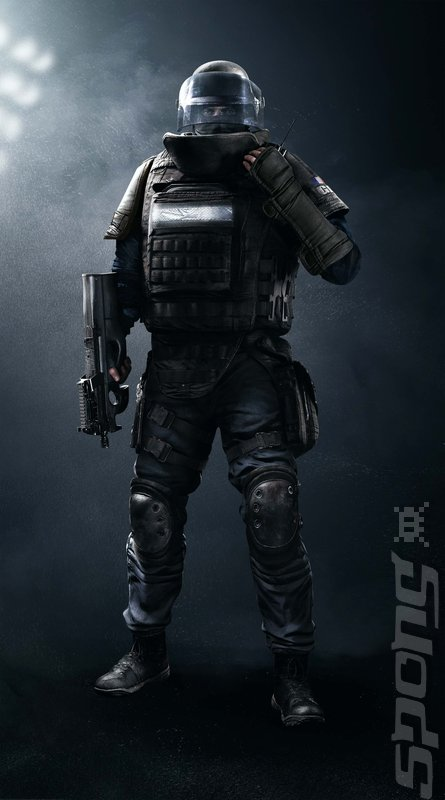 Tom Clancy?s Rainbow Six: Siege - Xbox One Artwork