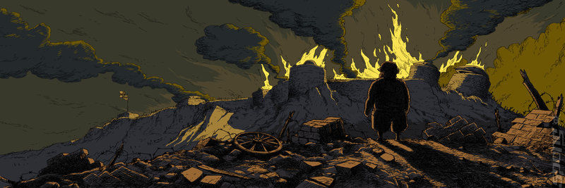 Valiant Hearts: the Great War - PC Artwork