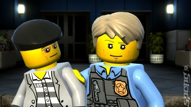 LEGO City Undercover Editorial image