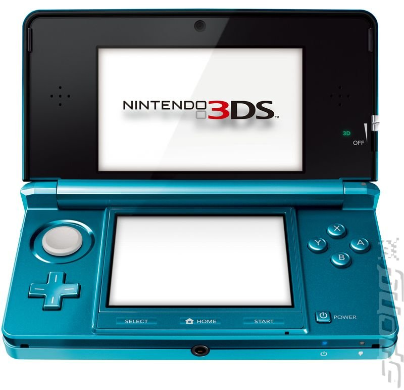 Nintendo 3DS Editorial image