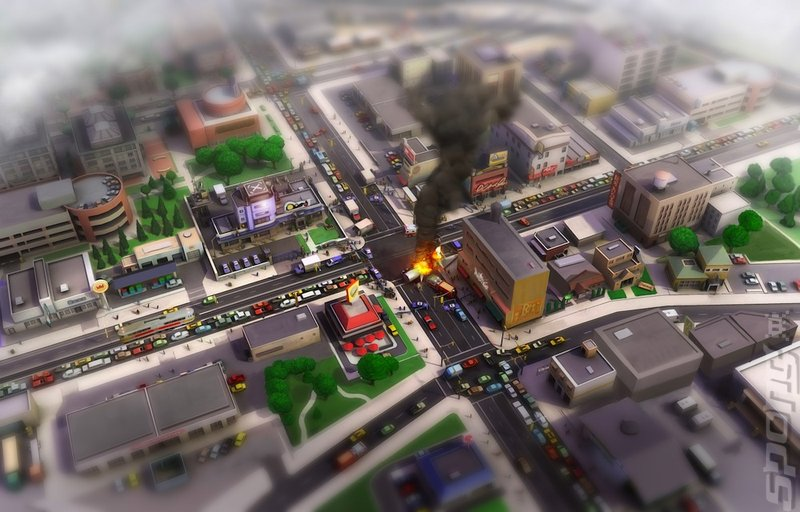 SimCity Editorial image