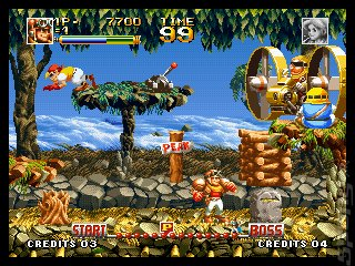 SNK Classics Heading to Wii, PS2 and PSP News image