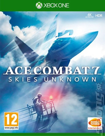 ACE COMBAT 7: Skies Unknown - Xbox One Cover & Box Art