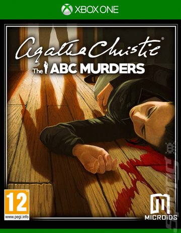 Agatha Christie: The ABC Murders - Xbox One Cover & Box Art