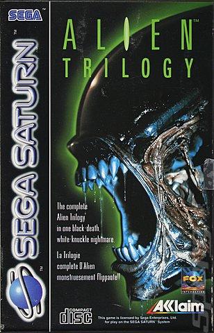 ALIEN TRILOGY  _-Alien-Trilogy-Saturn-_