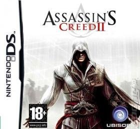 Assassin's Creed II: Discovery - DS/DSi Cover & Box Art