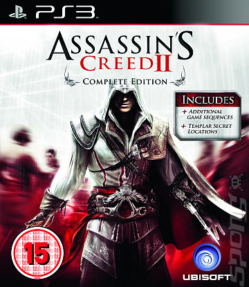 Assassin's Creed II: Complete Edition - PS3 Cover & Box Art