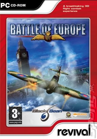 Battle of Europe - PC Cover & Box Art