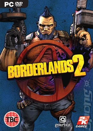 Game on Covers   Box Art  Borderlands 2   Pc  6 Of 6