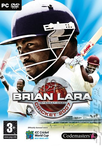Download Brian Lara International Cricket 2007 Full Version PC Game