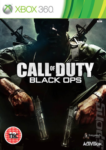 black ops box cover. Call of Duty: Black Ops (Xbox