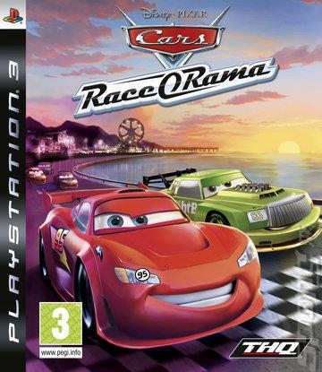 Computer Game Car Race O Rama