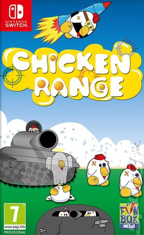 Chicken Range - Switch Cover & Box Art