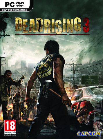 Dead Rising 3 - PC Cover & Box Art