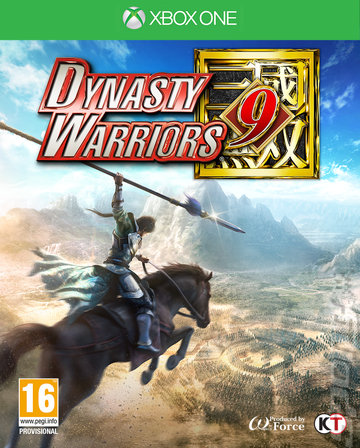 Dynasty Warriors 9 - Xbox One Cover & Box Art
