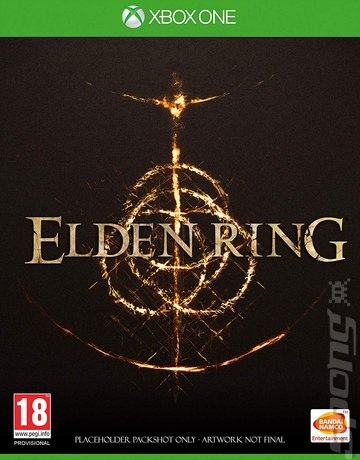 Elden Ring - Xbox One Cover & Box Art