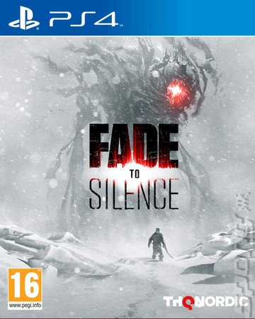 Fade to Silence - PS4 Cover & Box Art