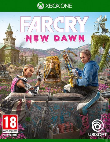 Far Cry: New Dawn - Xbox One Cover & Box Art