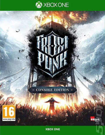 Frostpunk - Xbox One Cover & Box Art