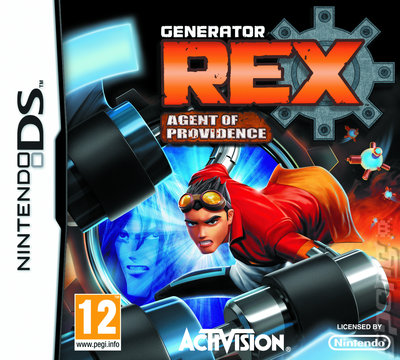 Generator Rex : Agent of Providence DS