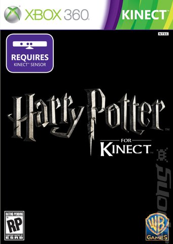 Harry Potter for Kinect - Xbox 360 Cover & Box Art