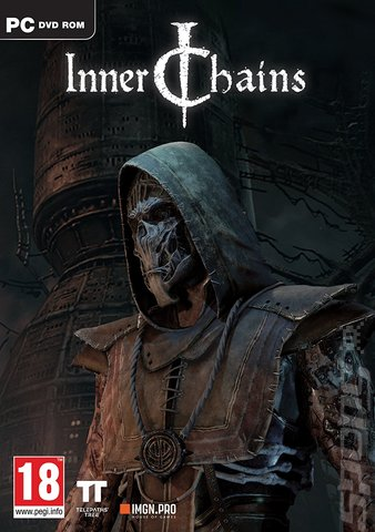 Inner Chains - PC Cover & Box Art