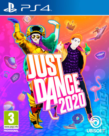Just Dance 2020 - PS4 Cover & Box Art
