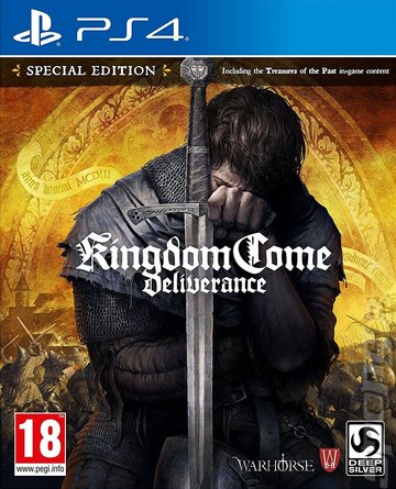 Kingdom Come: Deliverance Editorial image
