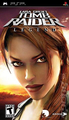 Covers Box Art Lara Croft Tomb Raider Legend Psp 4 Of 4